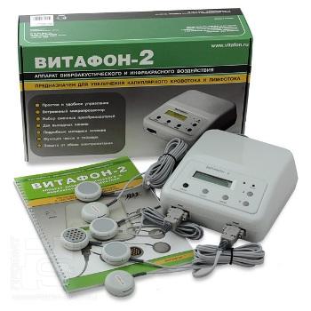 Аппарат виброакустический ВИТАФОН 2