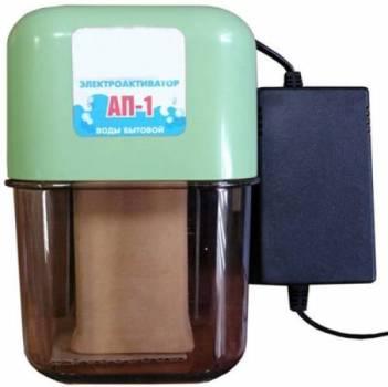 Электроактиватор Живой и Мёртвой Воды: Аппарат АП-1
